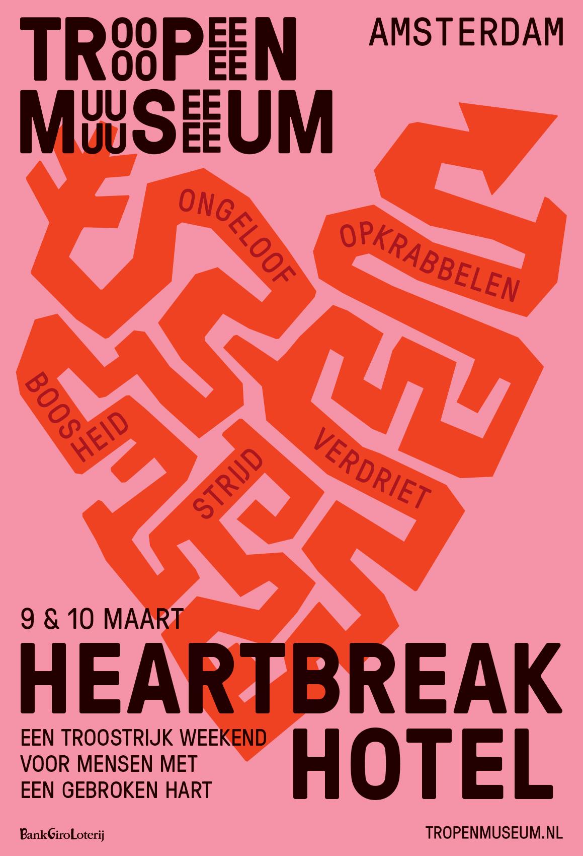 HeartBreakHotel Affiche