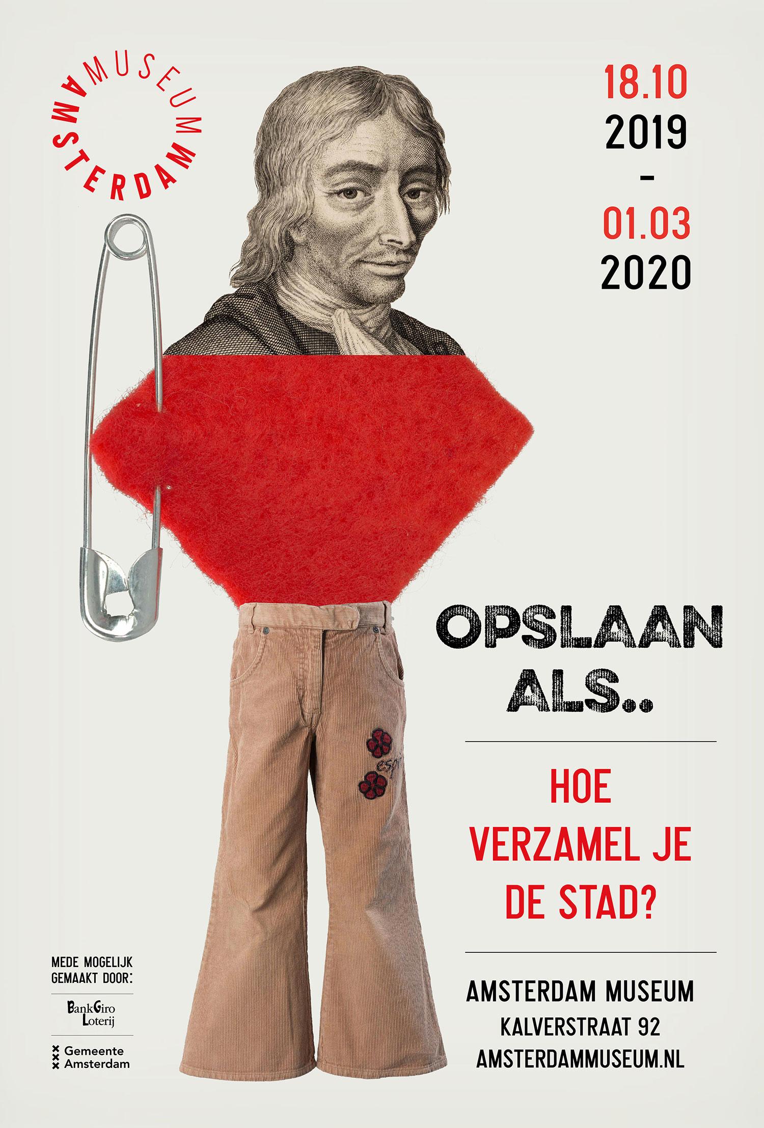 Amsterdam Museum Opslaan Als